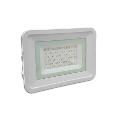 Προβολέας Λευκός SMD 50 Watt 230 Volt Λευκό Ημέρας