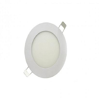 Φωτιστικό Πάνελ Οροφής Χωνευτό 6 Watt 240 Volt Λευκό Ημέρας