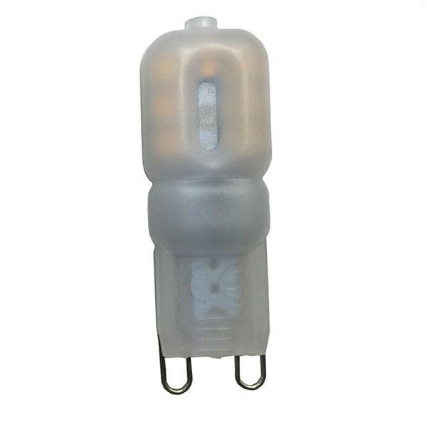 Λαμπτήρας Led Mini G9 3 Watt 230v Θερμό Λευκό