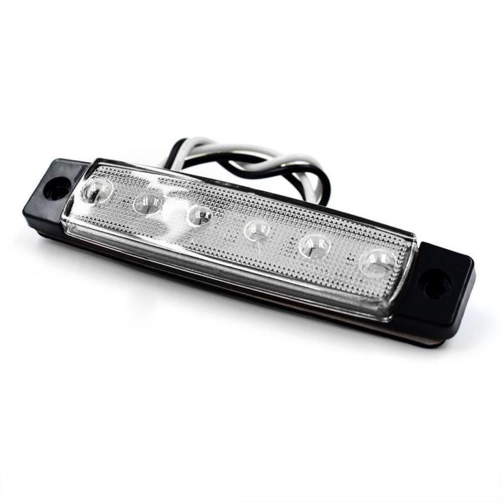 LED Όγκου 24V IP66 Ψυχρό Λευκό