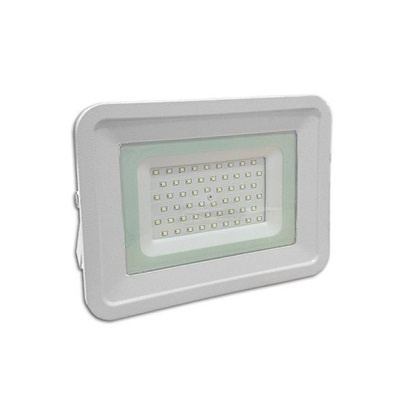 Προβολέας Λευκός SMD 50 Watt 230 Volt Ψυχρό Λευκό