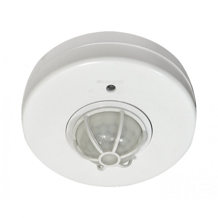 Αισθητήρας Κίνησης Λευκός 120° - 360° 3 - 6 Μέτρα