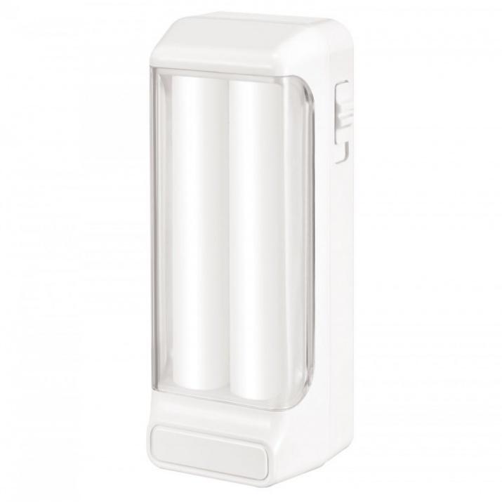 LED Φακος Επαναφορτιζόμενος 3W με USB Καλώδιο