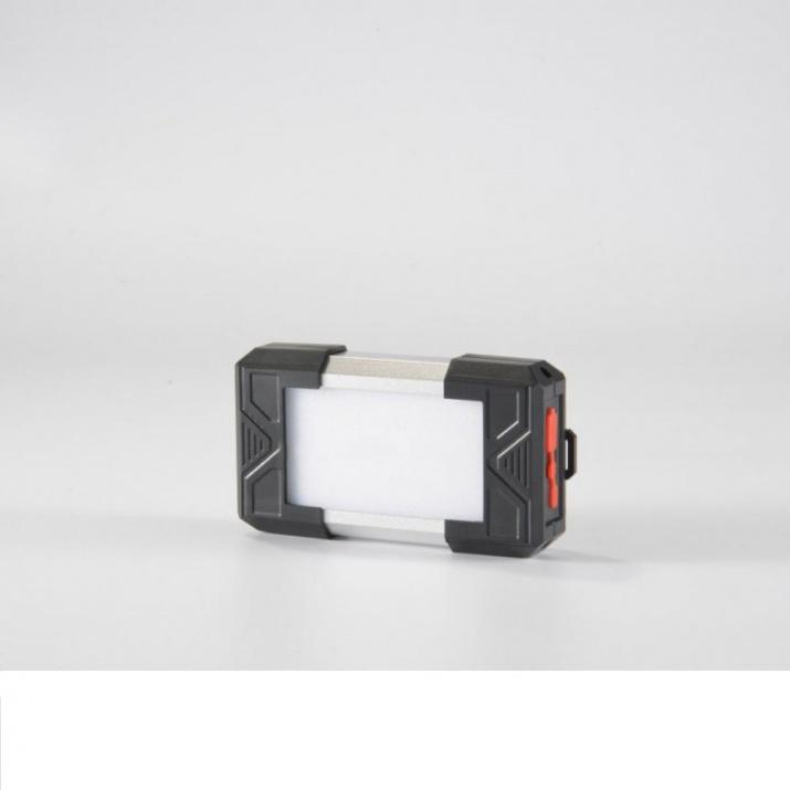 LED Φακος Επαναφορτιζόμενος 10W IP44 με Θήκη
