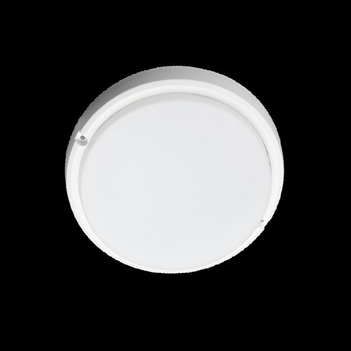 LED Φωτιστικό 12W 4000Κ IP54 Στρογγυλό