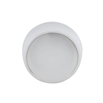 LED Φωτιστικό 6W 4000Κ IP54 Λευκό Στρογγυλό