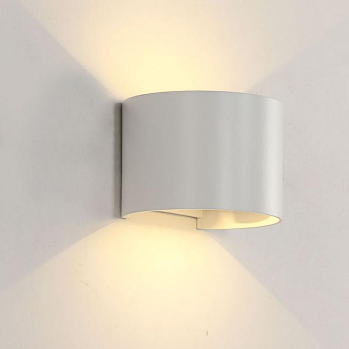 LED Φωτιστικό 10W 4000Κ IP54 Λευκό
