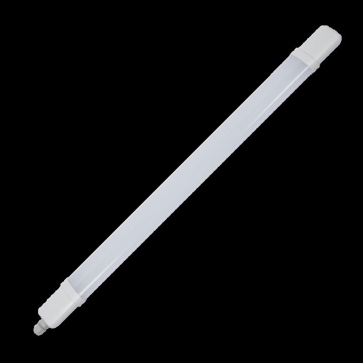 LED Φωτιστικό 700mm 18W 6000Κ IP65