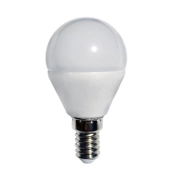 Λαμπτήρας LED E14 6 Watt 230V Ψυχρό Λευκό