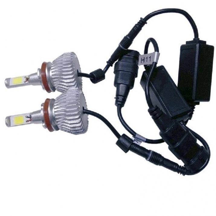 LED HID Kit H11 / H8 / H9 36 Watt 9-32 Volt DC 6000k