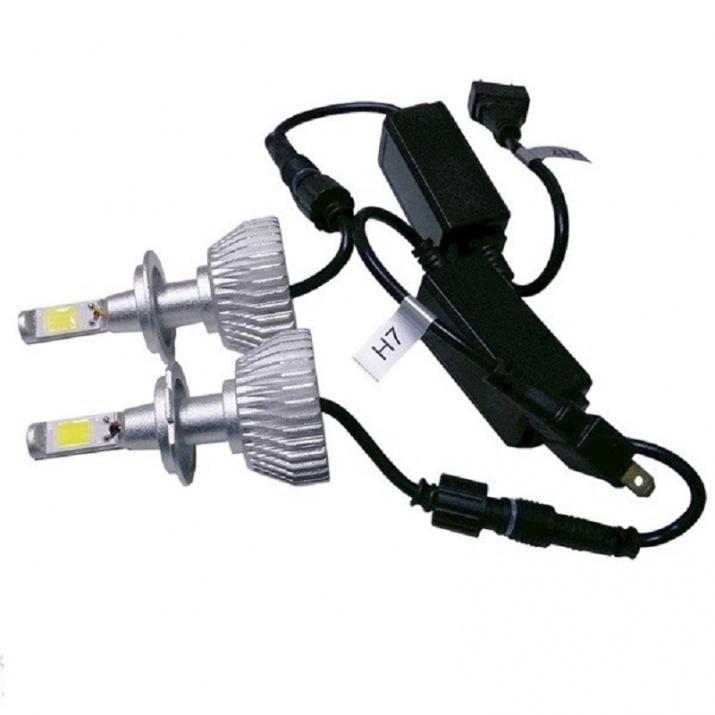 LED HID Kit H7 36 Watt 9-32 Volt DC 6000k