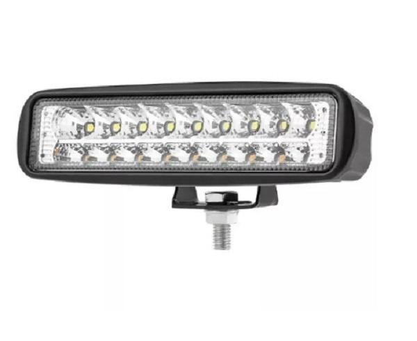 Προβολέας με Φλας EPISTAR LED 54 Watt Υψηλής Ισχύος 10-30 Volt