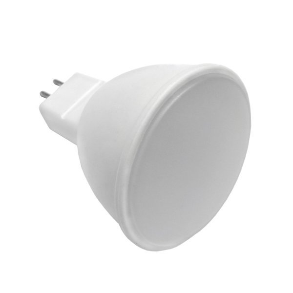 Led Σπότ GU5.3 MR16 5 Watt 12V DC Ψυχρό Λευκό