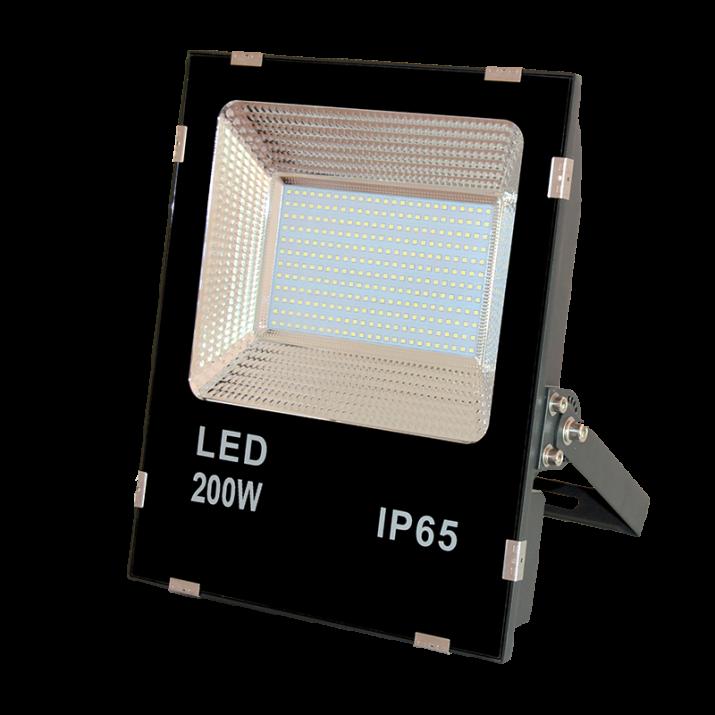 Προβολέας Led HQ 200 Watt 90-265 V IP65 Ψυχρό Λευκό VEGA