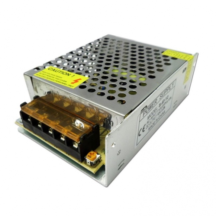 Τροφοδοτικό Switching 12 Volt 24 Watt