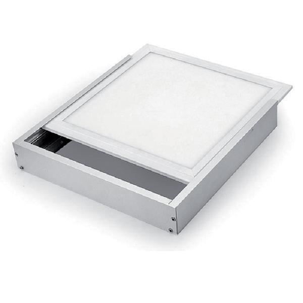 Βάση Πάνελ 60Χ60 για Εξωτερική Τοποθέτηση Λευκή