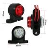 Σέτ LED Όγκου Κερατάκια 12V / 24V IP66 Κόκκινό / Λευκό
