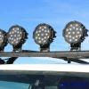Προβολέας EPISTAR LED 51 Watt Υψηλής Ισχύος 10-30 Volt