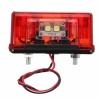 LED Φώτα Πινακίδας 24V Κόκκινο / Λευκό