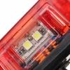 LED Φώτα Πινακίδας 12V Κόκκινο / Λευκό 1 Τεμάχιο