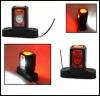 Σέτ LED Όγκου Κοντά Τριπλά Κερατάκια 24V IP66 Κόκκινό / Λευκό / Κίτρινο