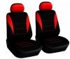 Ταπετσαρία Για Μπροστινά Καθίσματα 2 Τεμάχια Κόκκινο