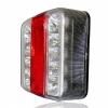 Σετ LED Φανάρι Φορτηγού Πίσω 12V / 24V Φρένων - Φλας - Όπισθεν - Πορείας Е-МАРК
