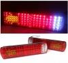 Σετ LED Φανάρι Φορτηγού Πίσω 12V Φρένων - Φλας με Βέλος - Όπισθεν - Πορείας