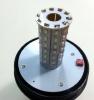 LED Φάρος Πορτοκαλί 12V / 24V Με Βίδα