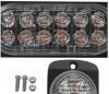 LED Φώτα Οδικής Βοήθειας 12V / 24V Πορτοκαλί Εξωτερικά