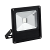 LED Προβολέας Μαύρος 20W RGB με Τηλεχειριστήριο IP65 LYRA