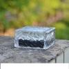 Ηλιακό φωτιστικό Δαπέδου Γυάλινο 0.4W IP68