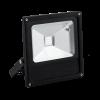 LED Προβολέας Μαύρος 10W RGB με Τηλεχειριστήριο IP65 LYRA